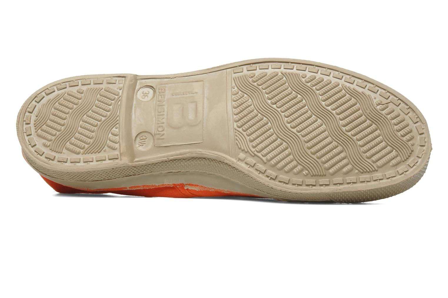 Sneakers Bensimon Tennis Fourrees E Orange se foroven